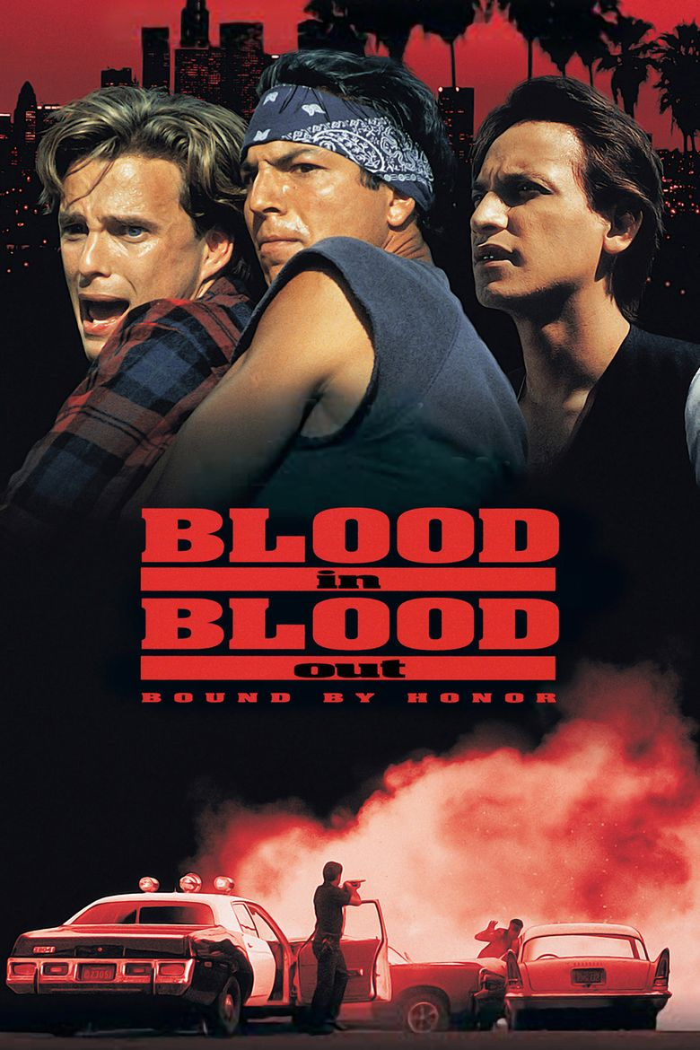 Blood In Blood Out movie poster