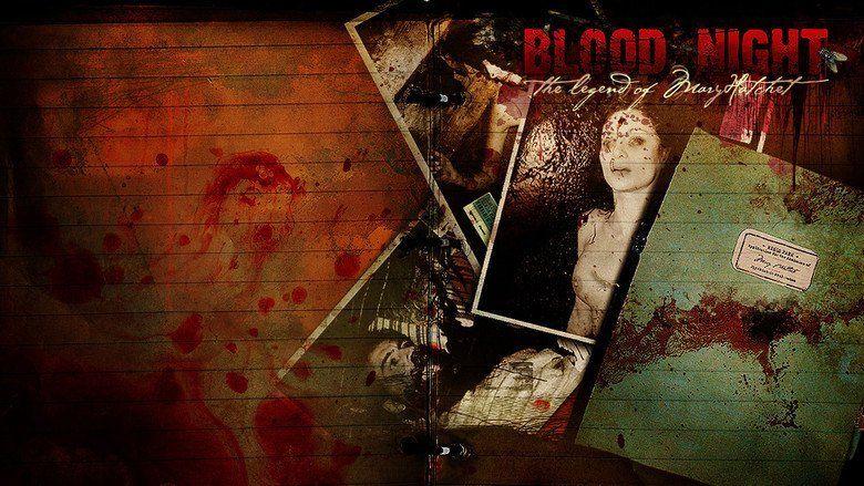 Blood Night: The Legend of Mary Hatchet movie scenes