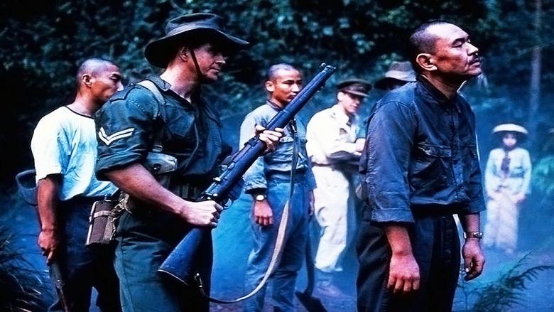 Blood Oath (1990 Australian film) movie scenes