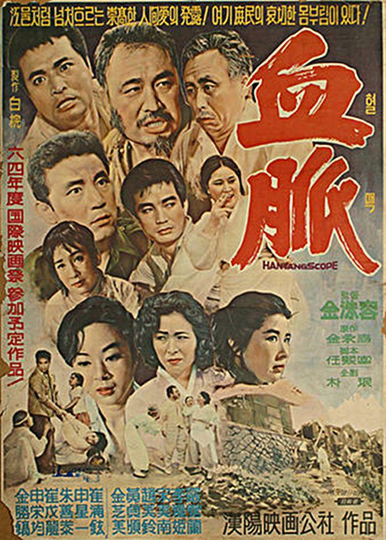 Blood Relation (film) movie poster