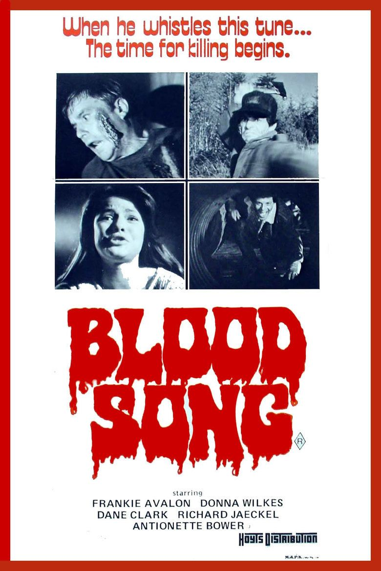 Blood Song movie poster