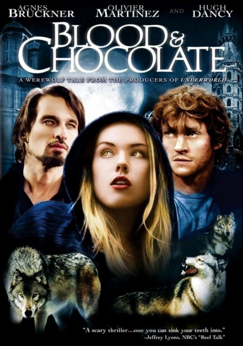 Blood and Chocolate (film) movie poster