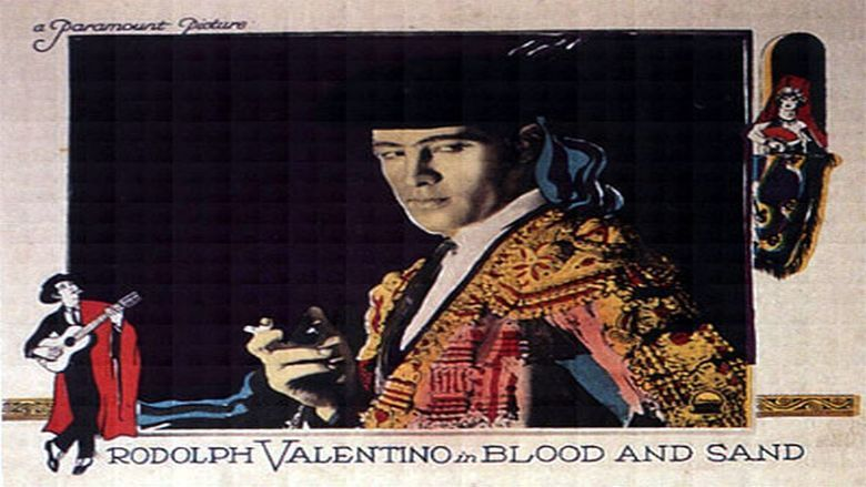 Blood and Sand (1922 film) movie scenes