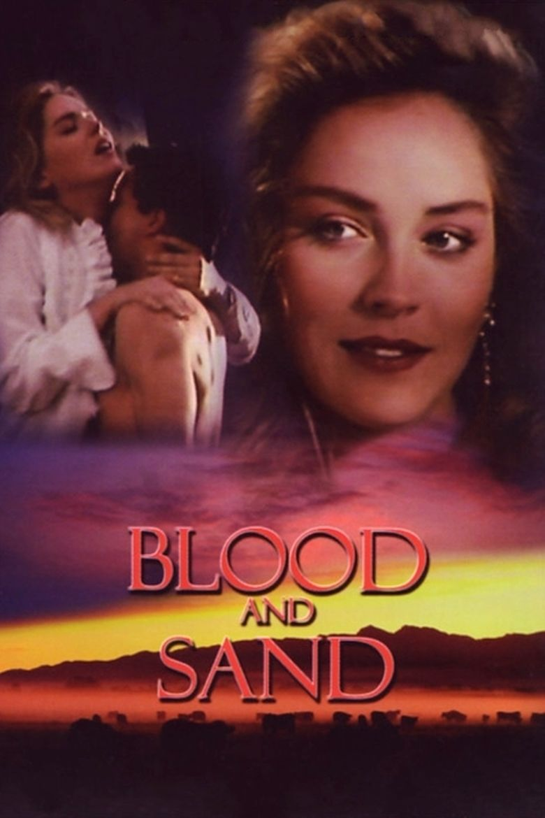 Blood and Sand (1989 film) movie poster