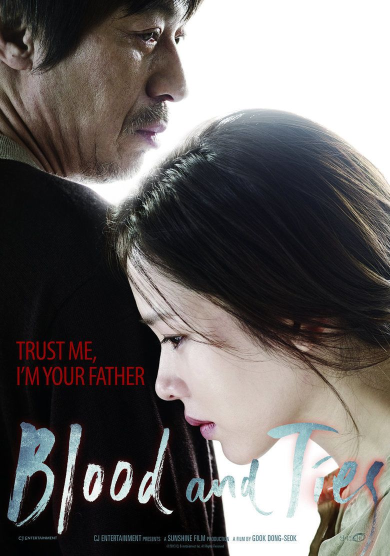 Blood and Ties movie poster