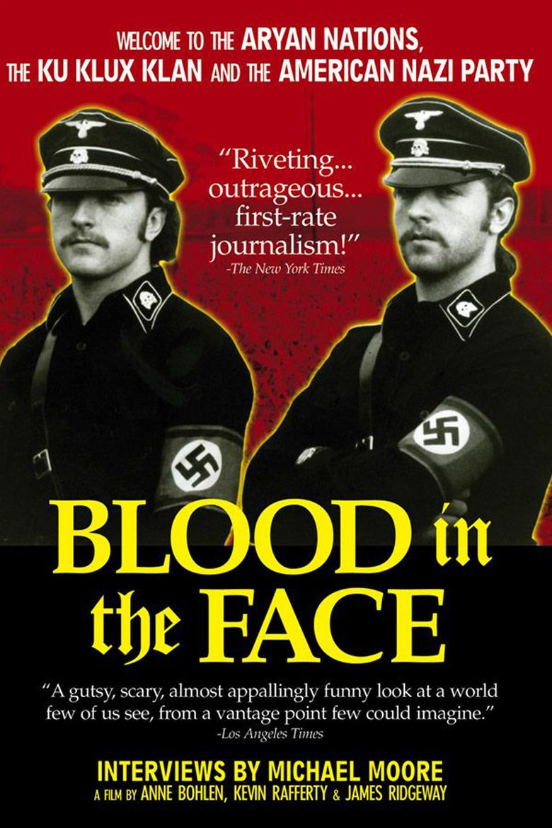 Blood in the Face movie poster