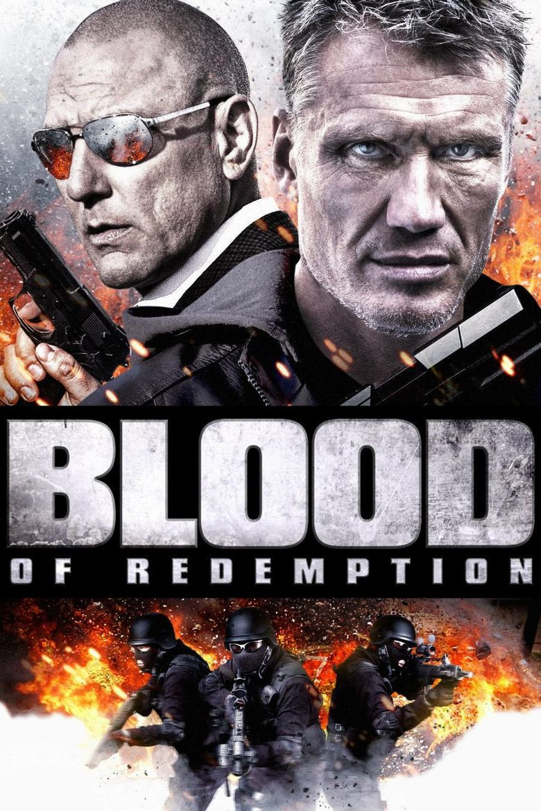 Blood of Redemption movie poster