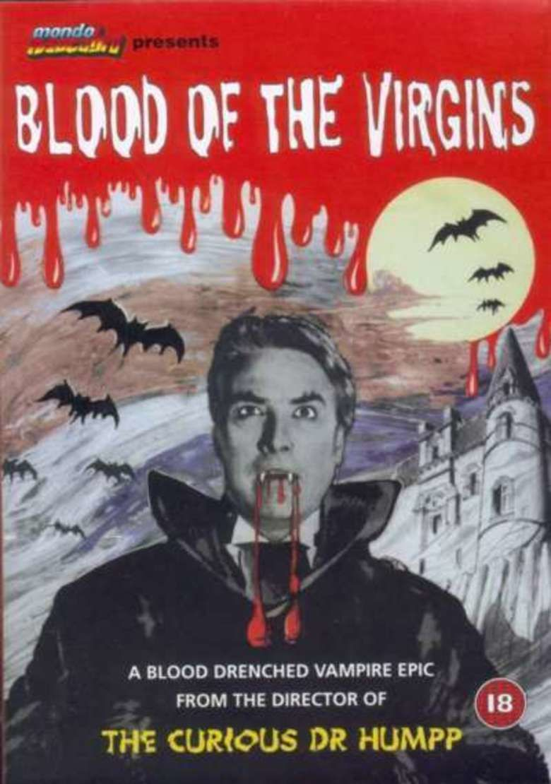 Blood of the Virgins movie poster