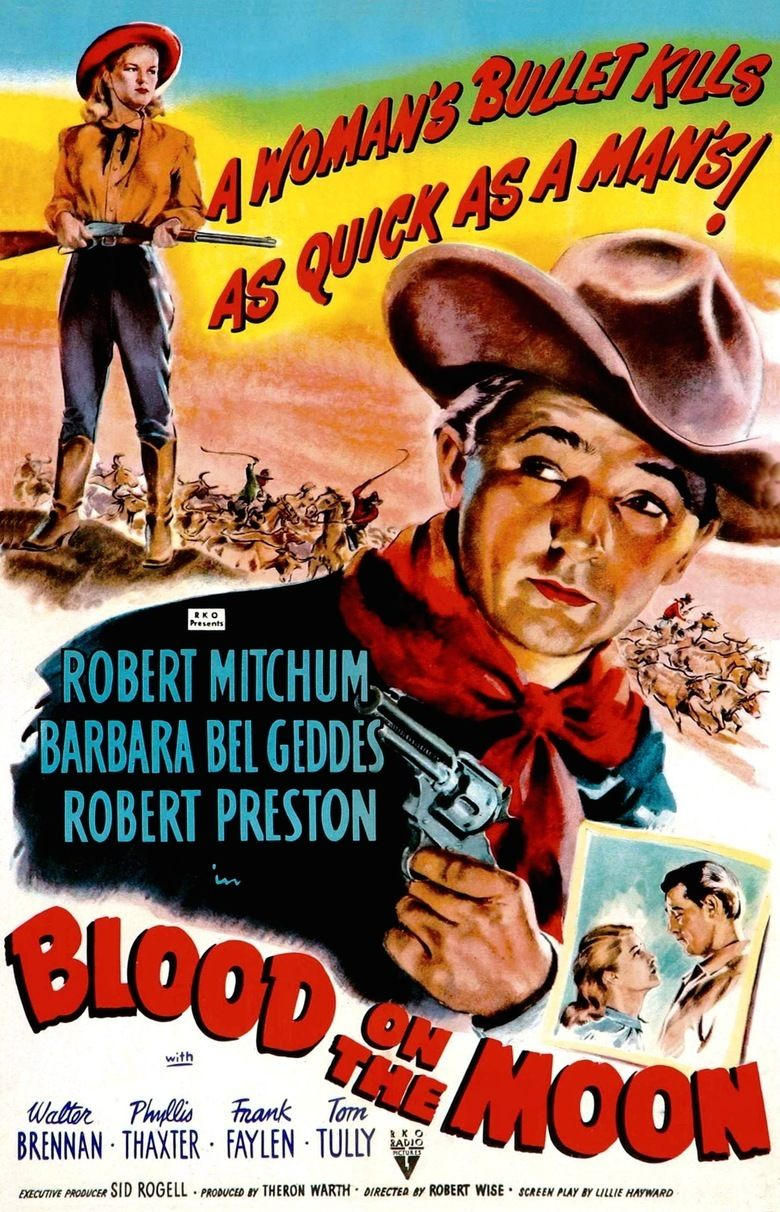 Blood on the Moon movie poster