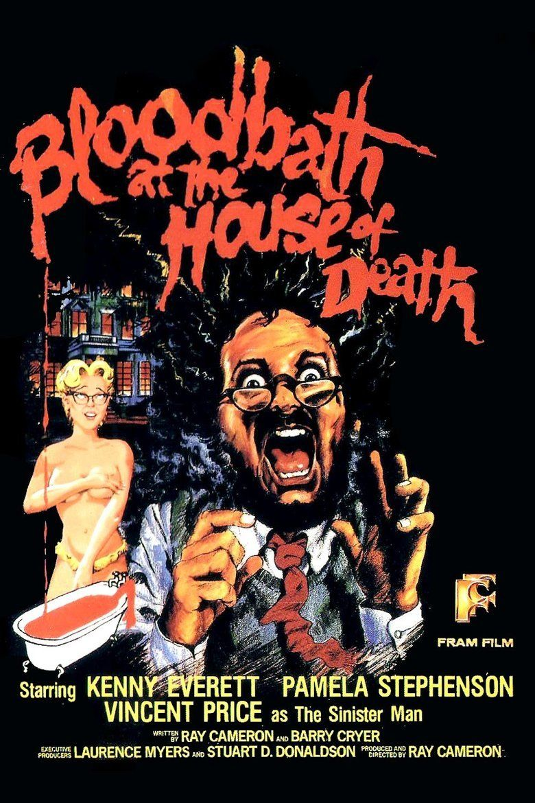 Bloodbath at the House of Death movie poster