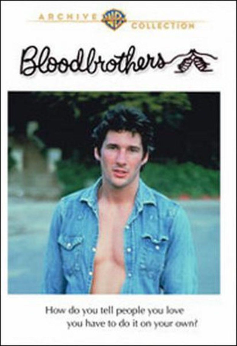 Bloodbrothers (1978 film) movie poster