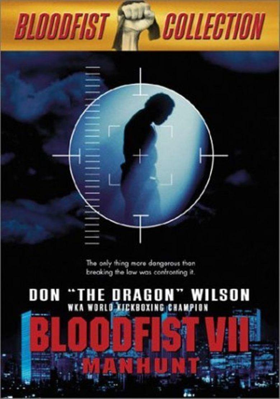 Bloodfist VII: Manhunt movie poster