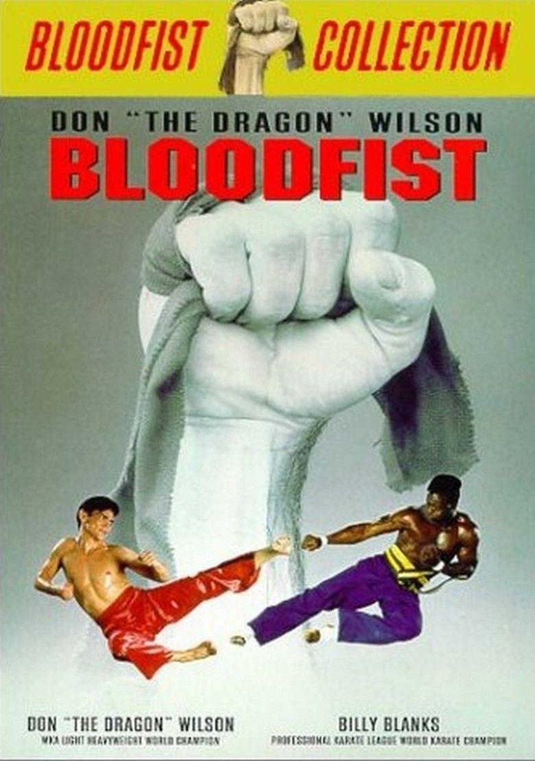 Bloodfist movie poster