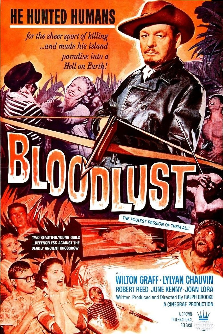 Bloodlust! movie poster
