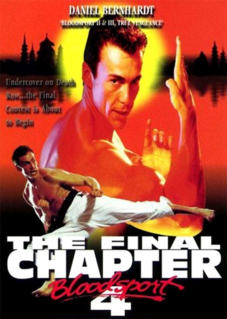 Bloodsport 4: The Dark Kumite movie poster
