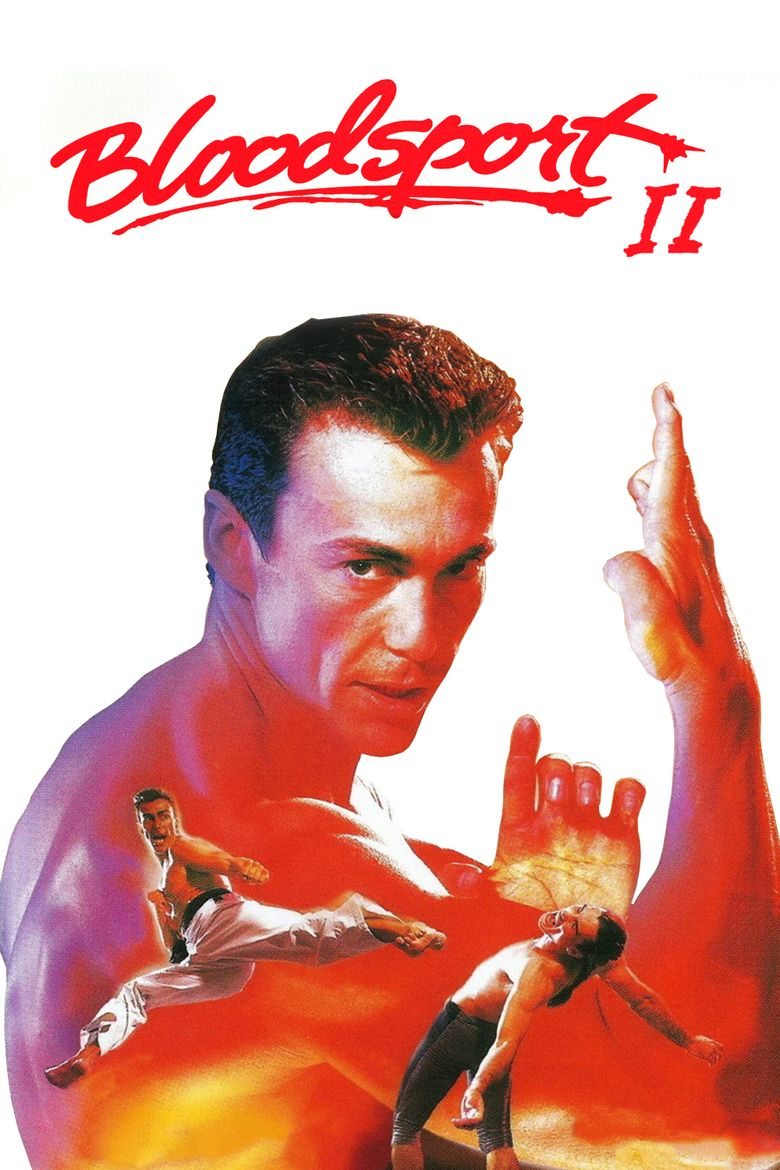 Bloodsport II: The Next Kumite movie poster
