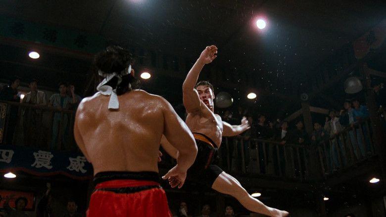 Bloodsport (film) movie scenes