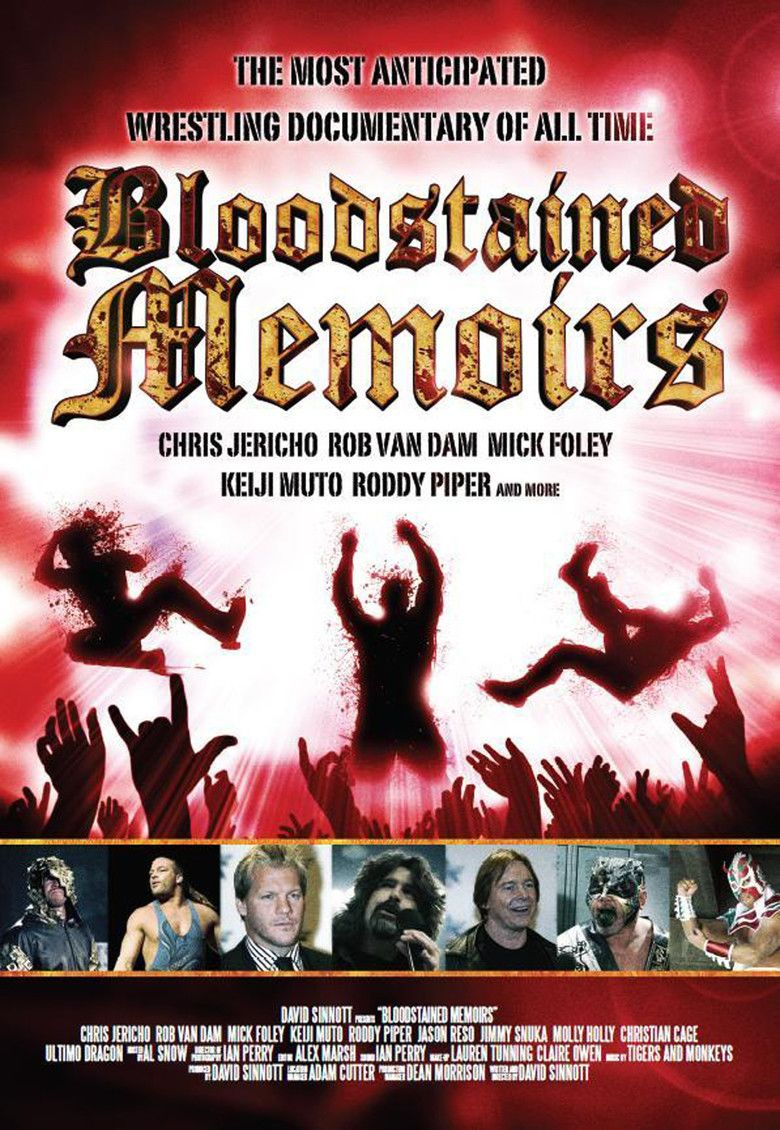 Bloodstained Memoirs movie poster