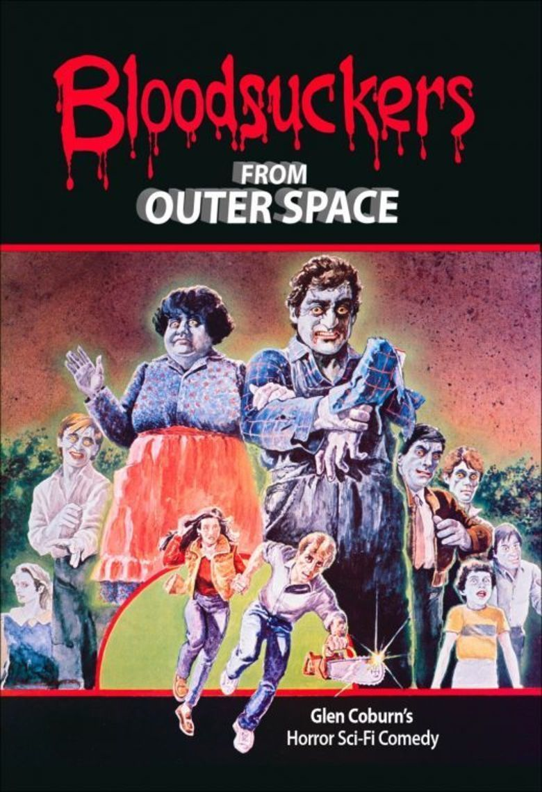 Bloodsuckers from Outer Space movie poster