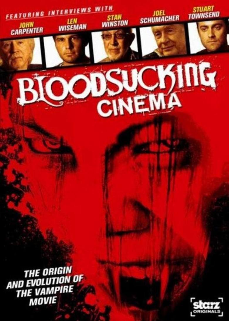 Bloodsucking Cinema movie poster