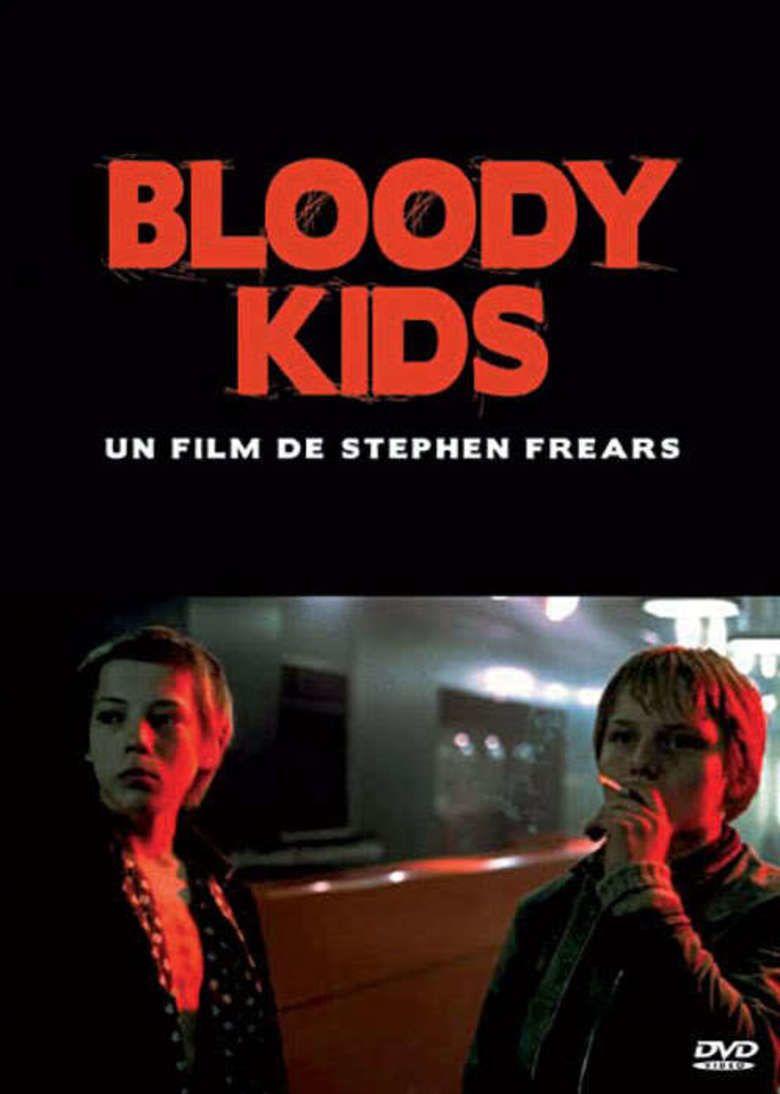 Bloody Kids movie poster