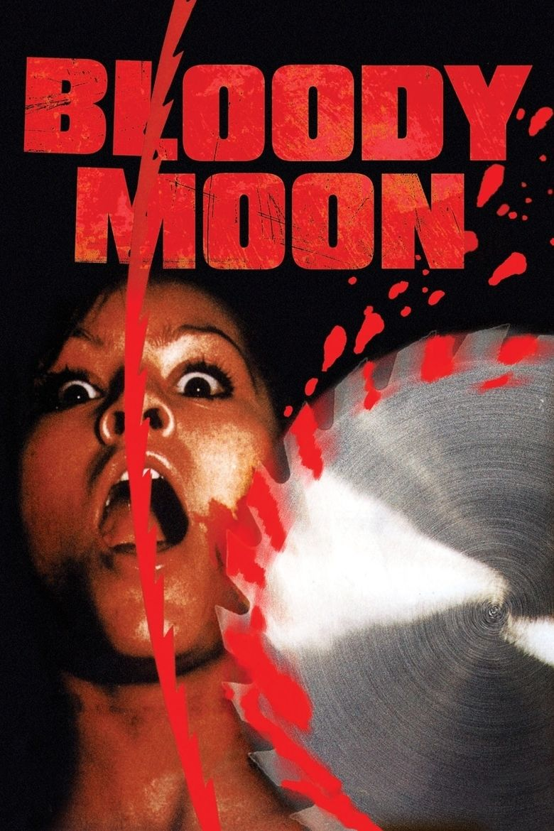 Bloody Moon movie poster