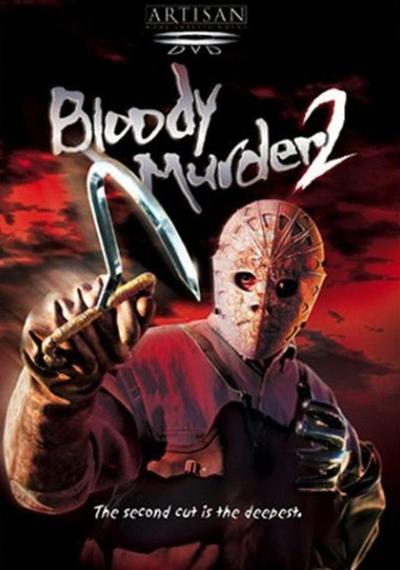 Bloody Murder 2: Closing Camp movie poster