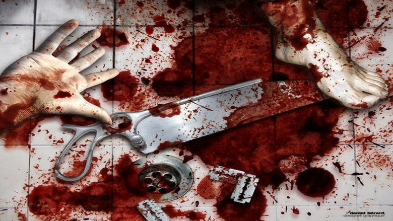 Bloody Murder movie scenes