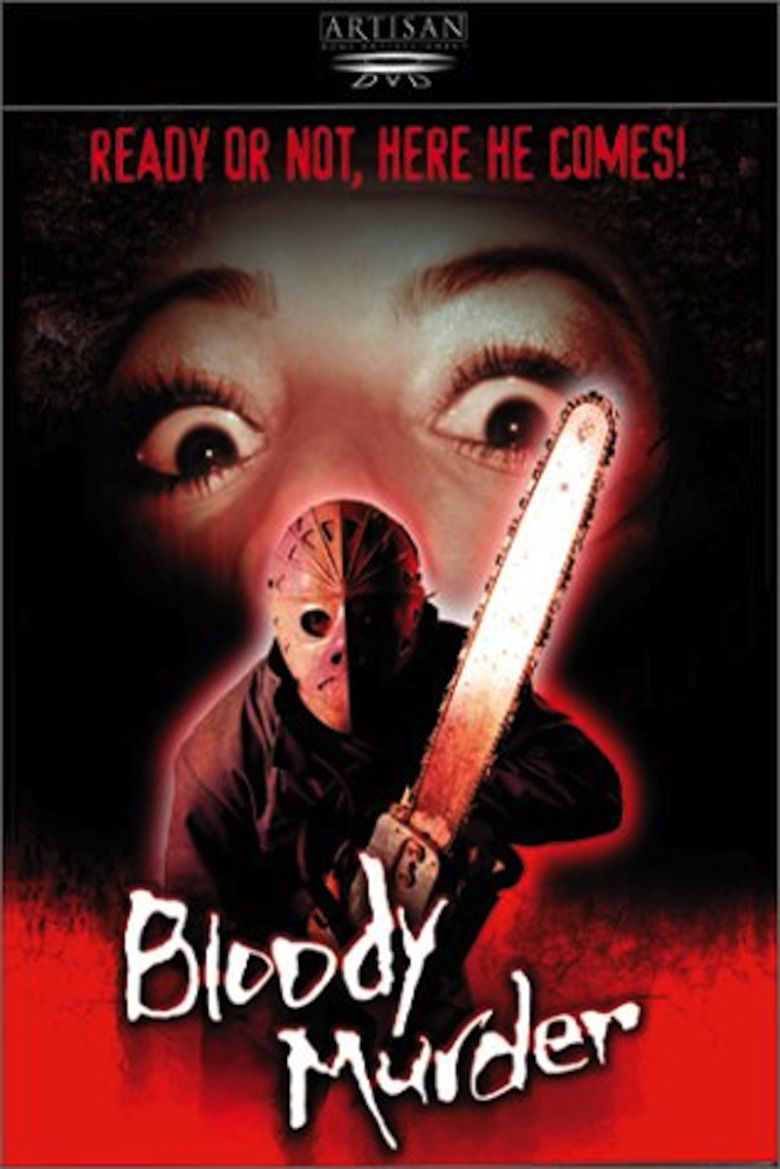 Bloody Murder movie poster