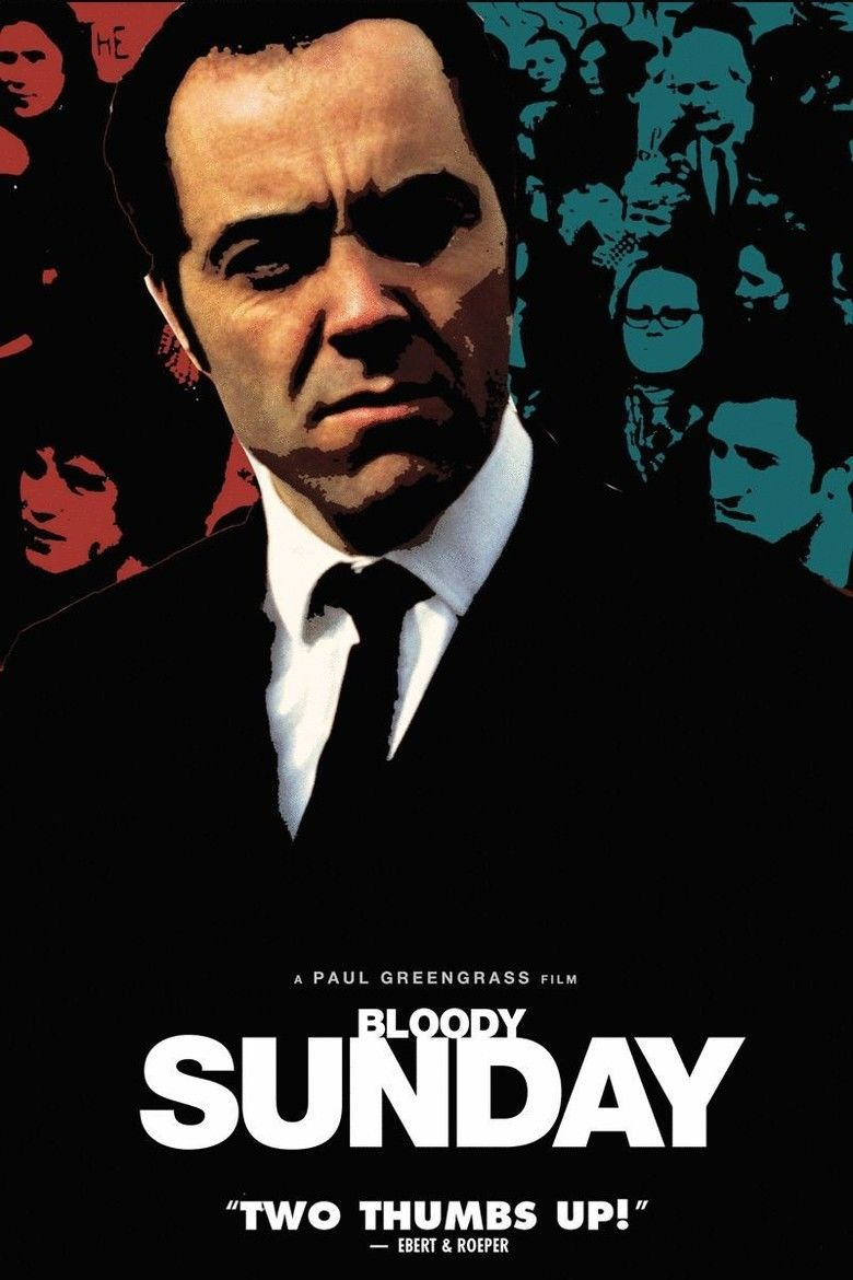 Bloody Sunday (film) movie poster