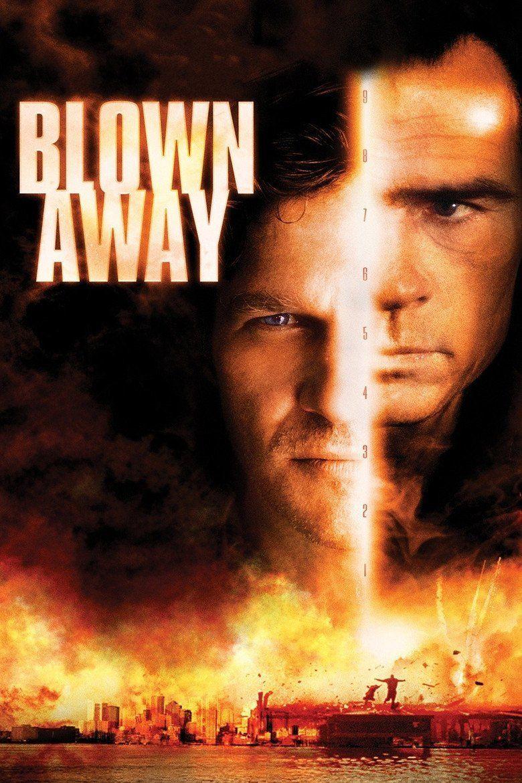 Blown Away (1994 film) movie poster