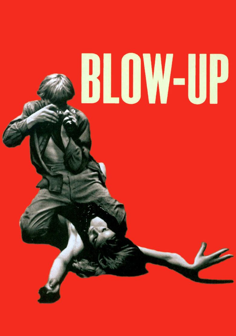 Blowup movie poster