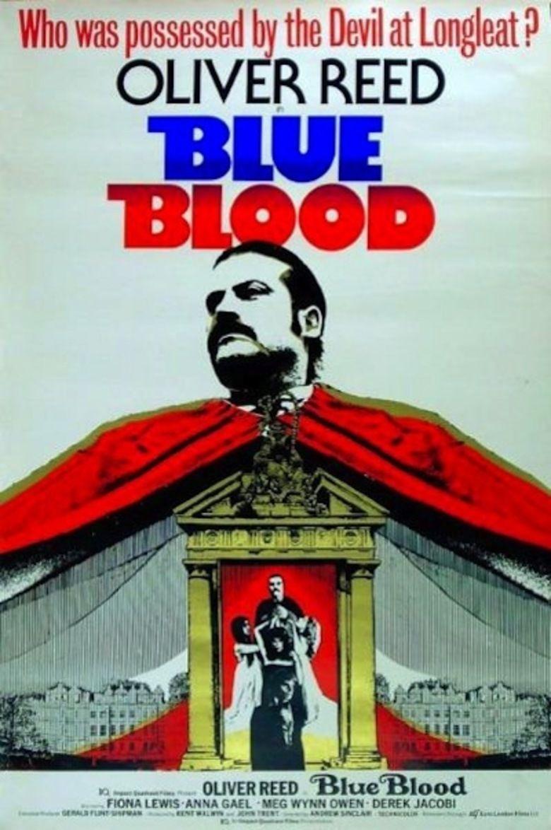 Blue Blood (1973 film) movie poster