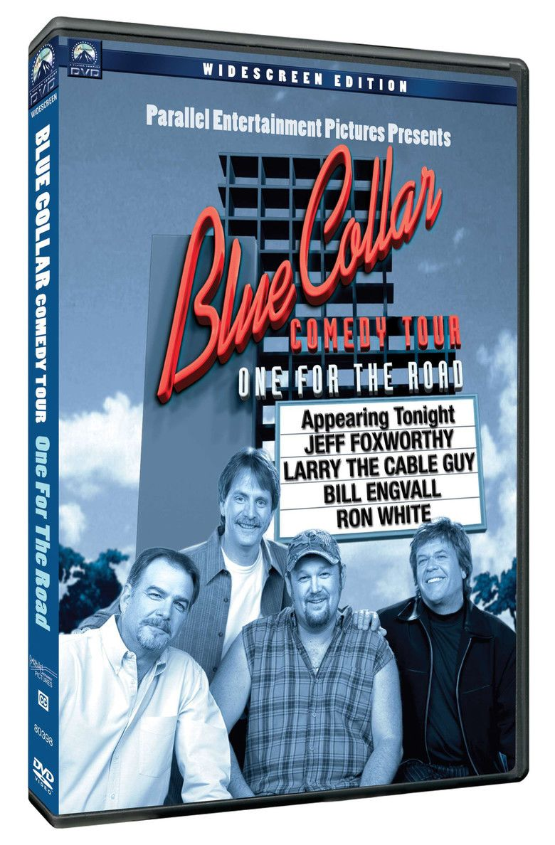 Blue Collar Comedy Tour: One for the Road movie poster
