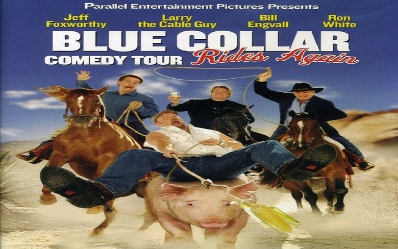 Blue Collar Comedy Tour Rides Again movie scenes