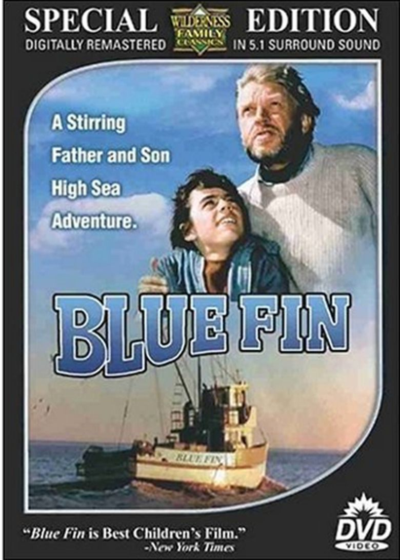 Blue Fin movie poster