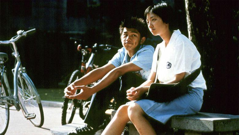 Blue Gate Crossing movie scenes