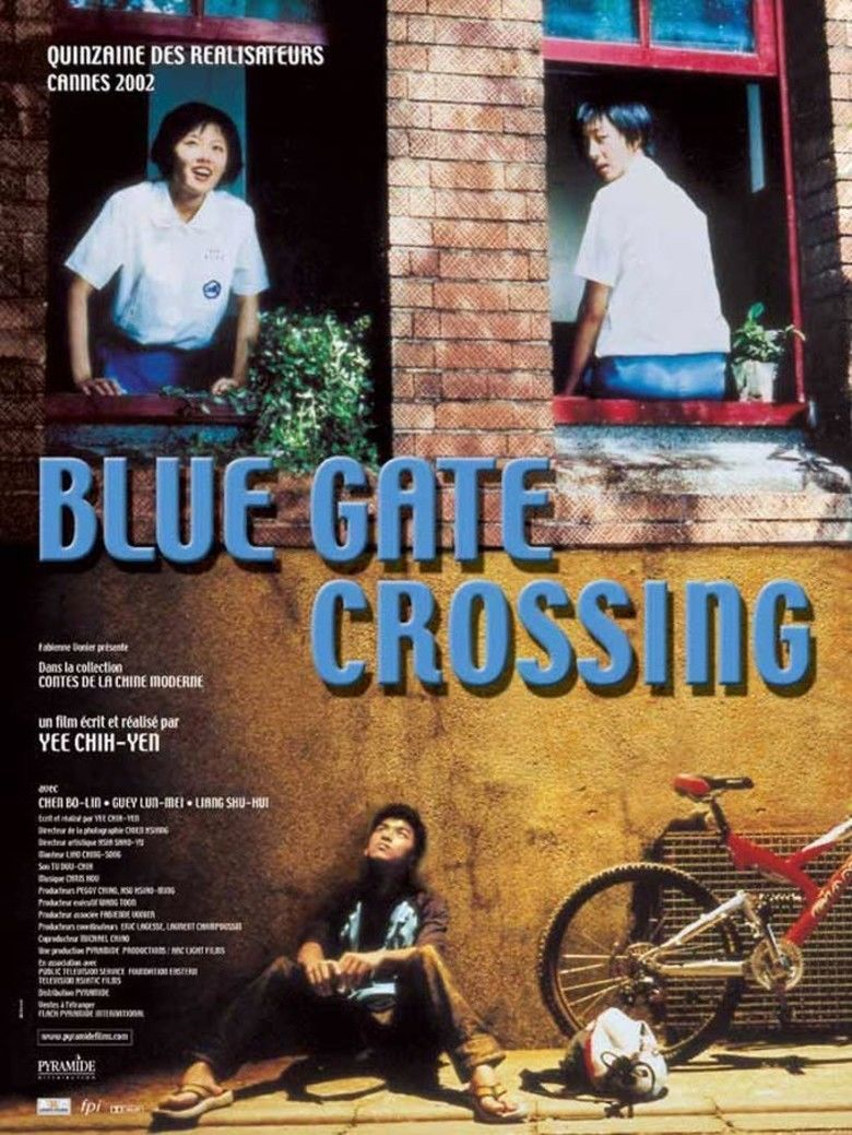 Blue Gate Crossing movie poster