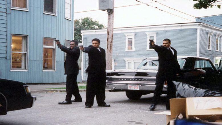 Blue Hill Avenue movie scenes