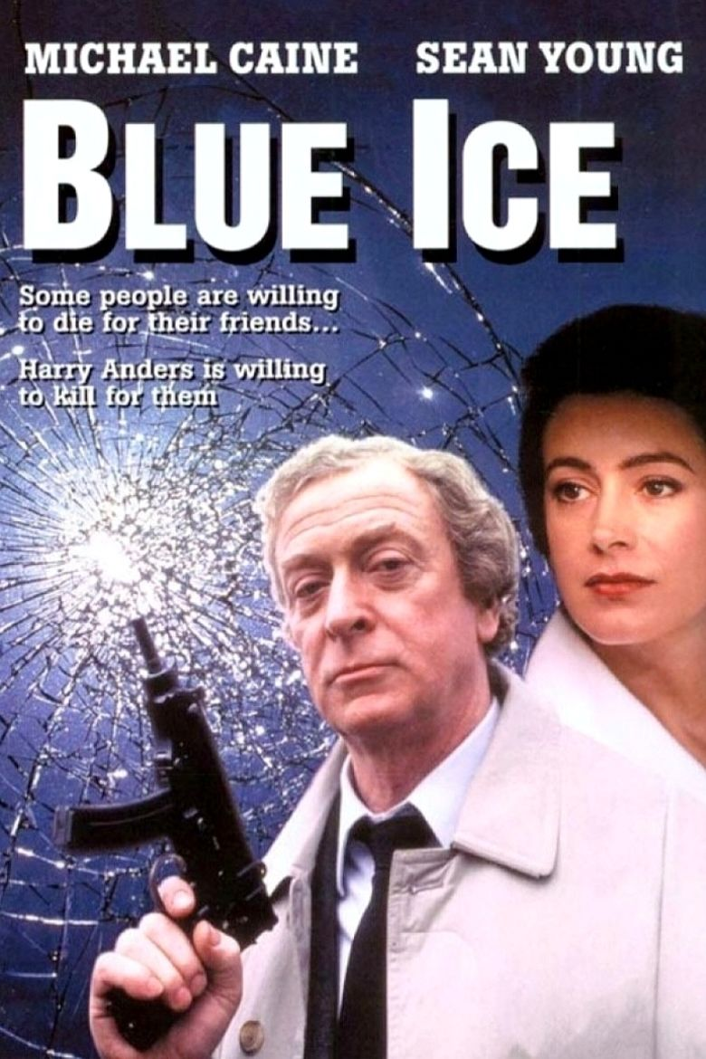 Blue Ice (film) movie poster