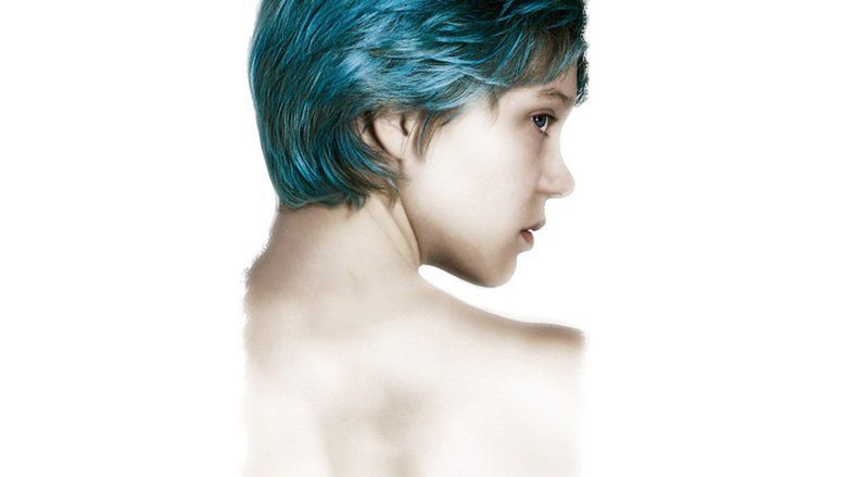 Blue Is the Warmest Colour movie scenes