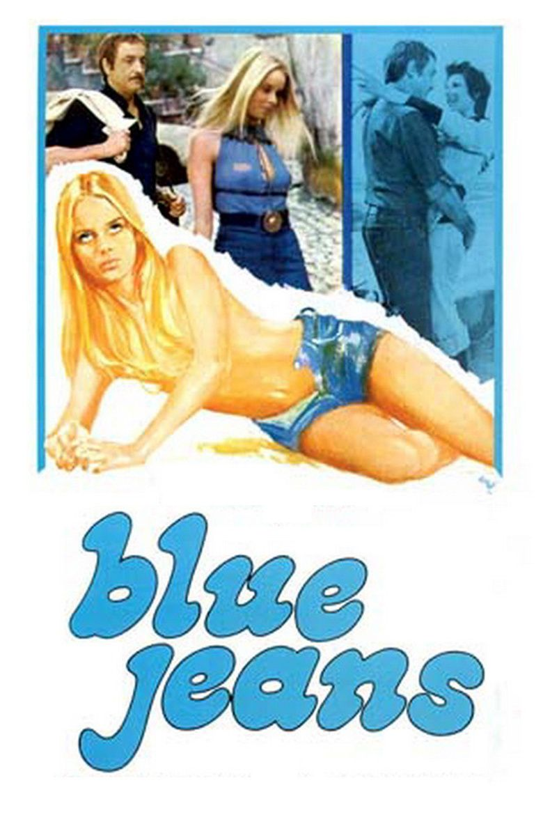 Blue Jeans (1975 film) movie poster
