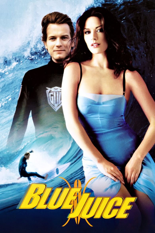 Blue Juice movie poster