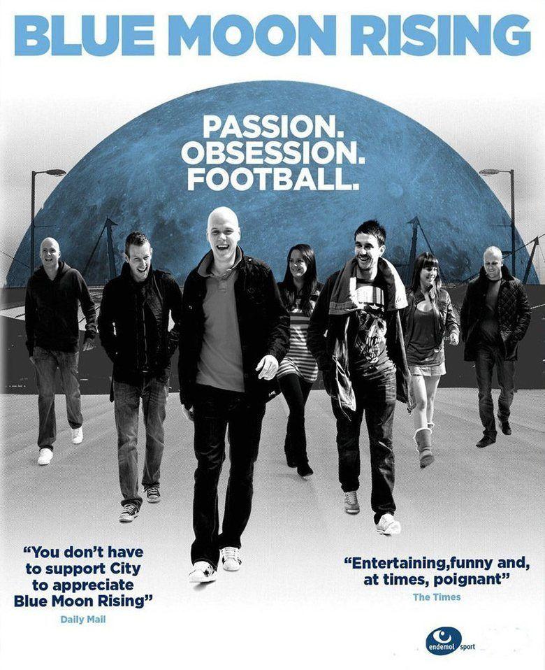 Blue Moon Rising (film) movie poster