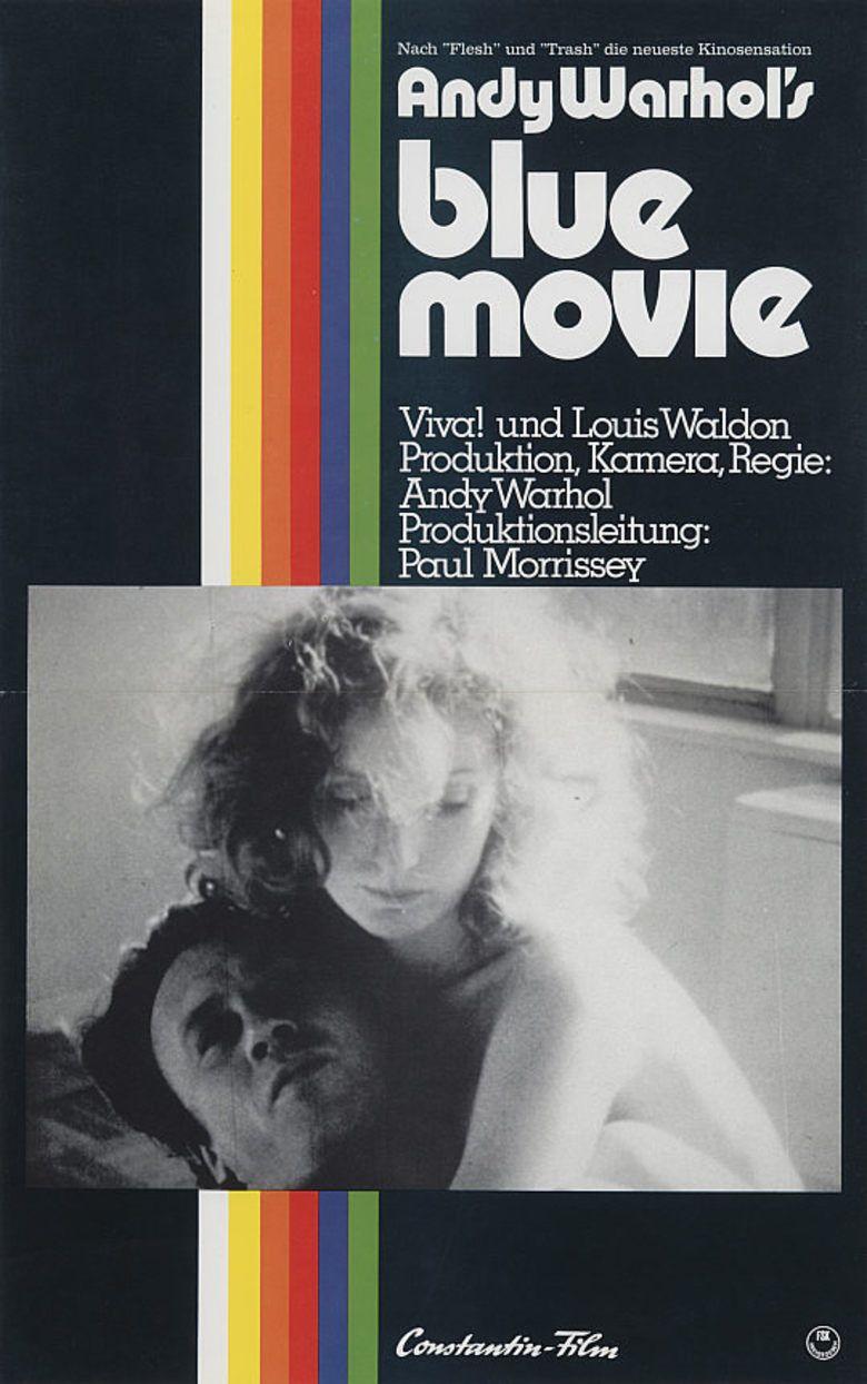 Blue Movie movie poster