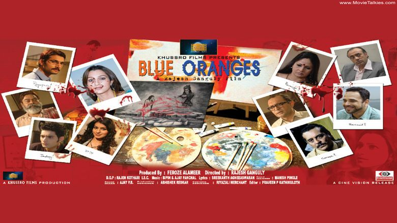 Blue Oranges movie scenes