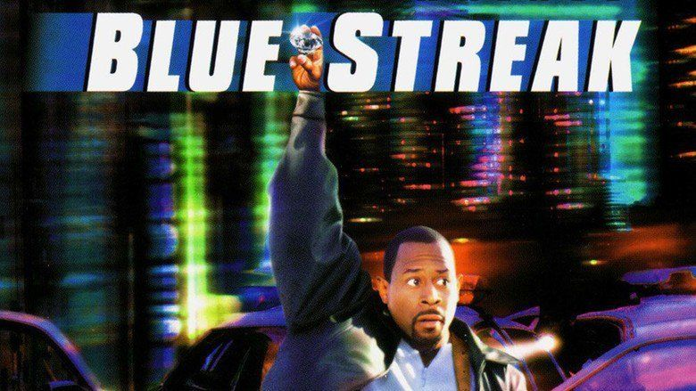 Blue Streak (film) movie scenes
