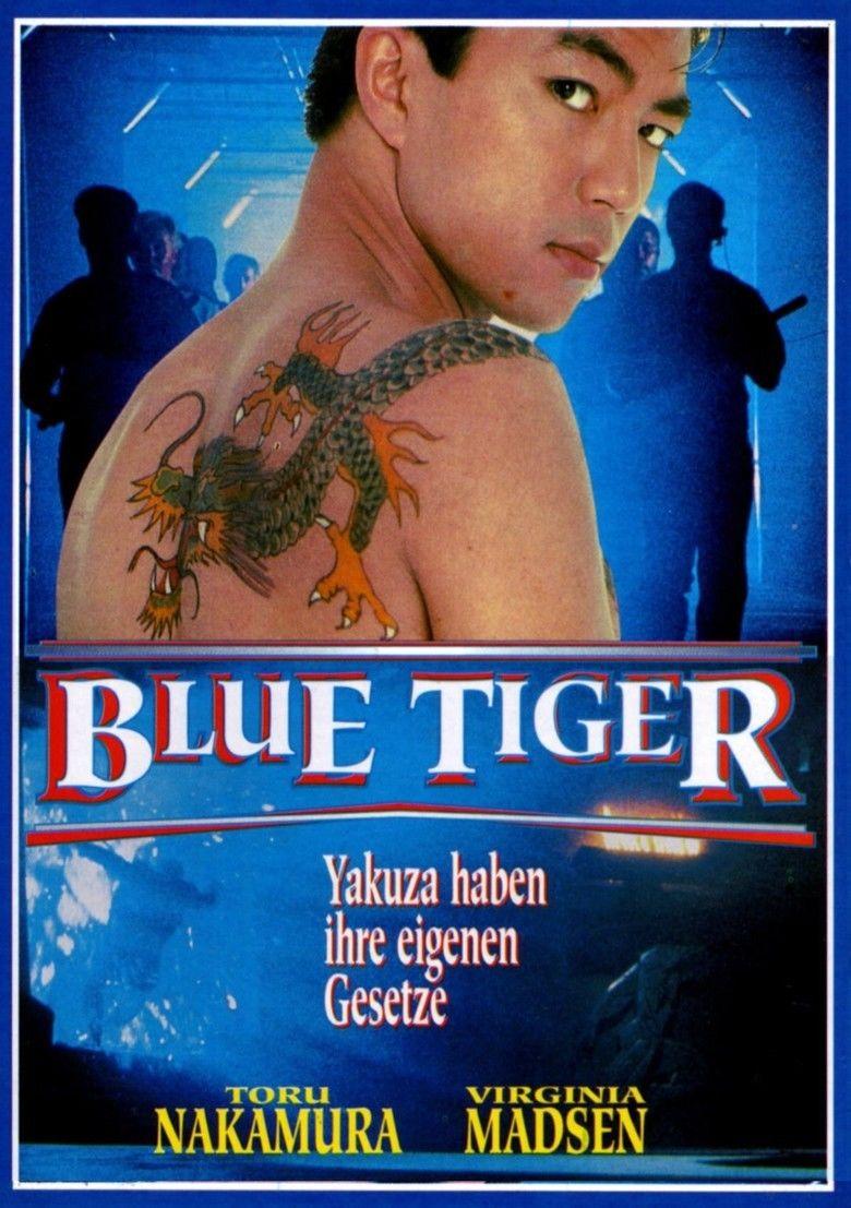 Blue Tiger (film) movie poster