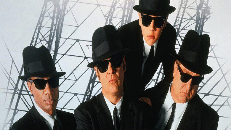 Blues Brothers 2000 movie scenes
