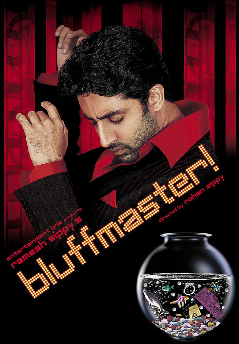 Bluffmaster! movie poster